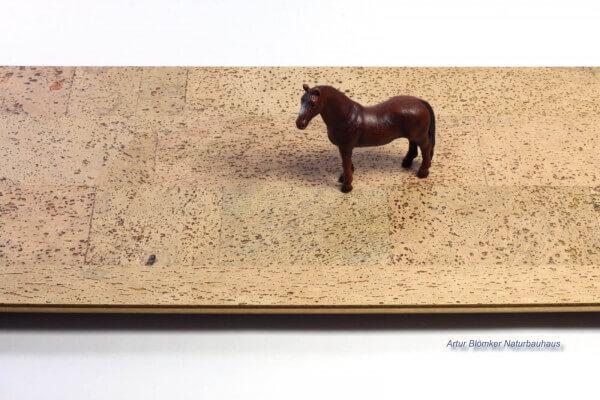 Classic Formentera beige Keramiklack | Hebo Korkfertigboden