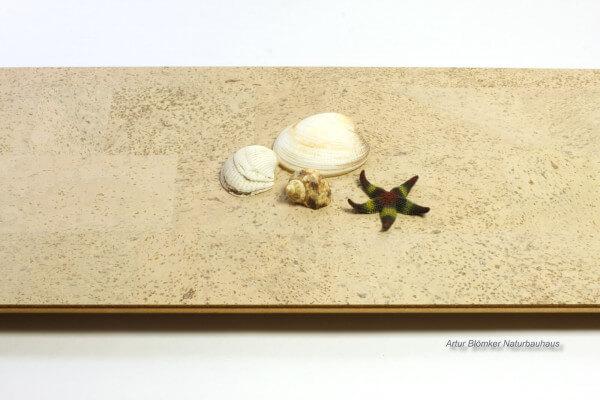 Morena Atlantico creme KWG Korkboden 10,0 mm