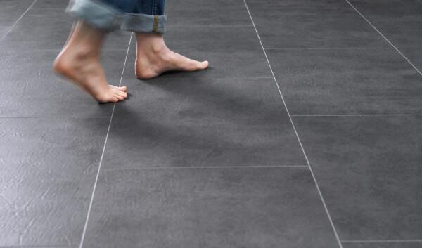 Graphit stone gefast 0.55 Hydrotec Antigua Professional KWG 5,2 mm Vinylboden