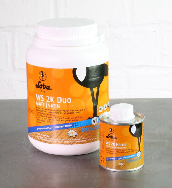 Loba WS 2K Duo matt 1 Liter Parkettlack