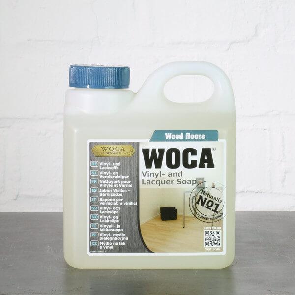 WOCA Vinyl- und Lackseife 1 Liter