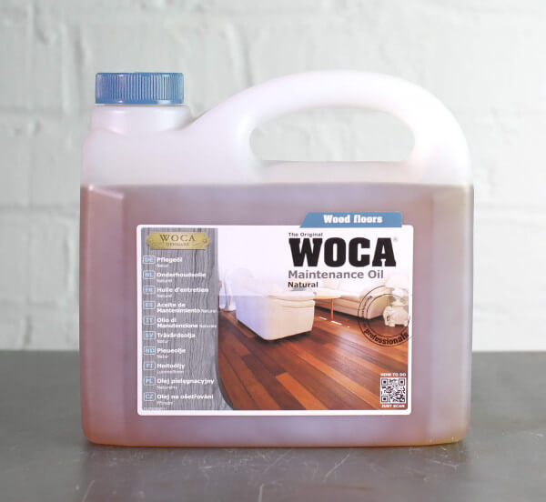 WOCA Pflegeöl natur 2,5 Liter
