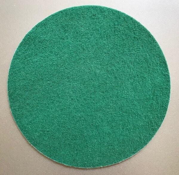 Bona Nylon-Pads grün Ø 407 mm x 8 mm