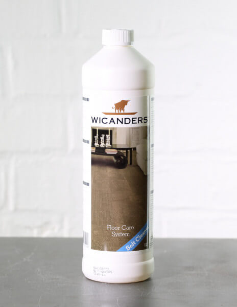 Wicanders Soft Cleaner 1,0 Liter