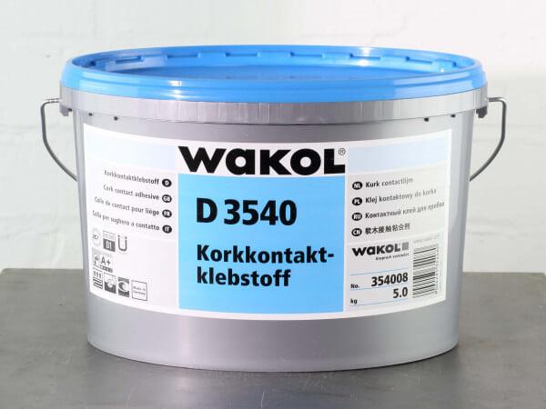 Wakol D 3540 Kork-Kontaktkleber 5 kg