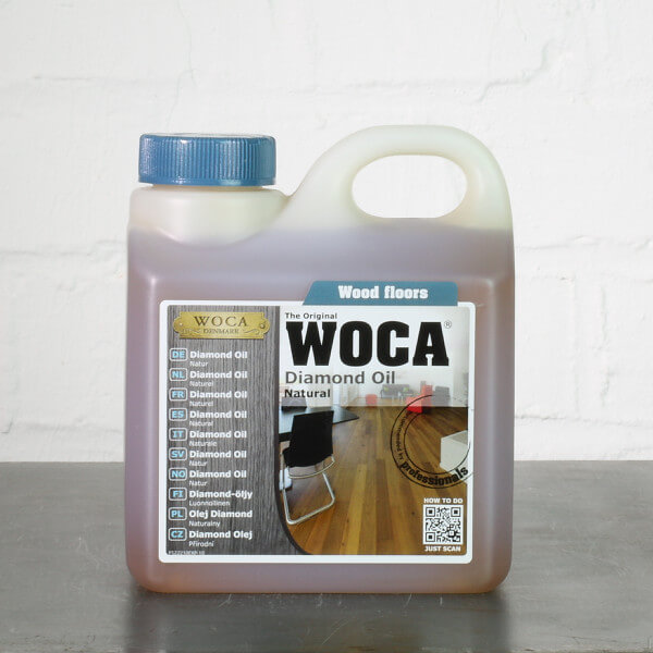 WOCA Diamond Oil natur 1 Liter