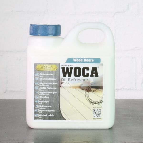 WOCA Öl-Refresher weiß 1,0 Liter