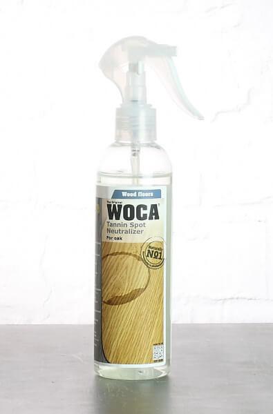 WOCA Gerbsäure-Fleckenspray 0,25 Liter