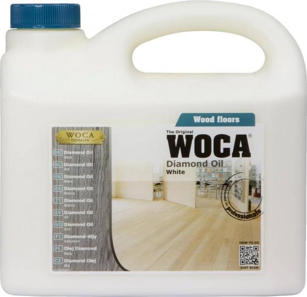 WOCA Diamond Oil weiß 1 Liter