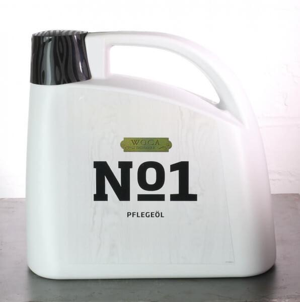 WOCA No1 Pflegeöl natur 5,0 Liter Hyper Cross Linking Technologie