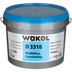 Wakol D 3318 MultiFlex Dispersionsklebstoff 13 kg