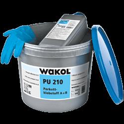 Wakol PU 210 Parkettkleber 6,9 kg nur für professionelle Verarbeitung