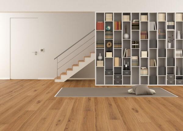 Wood Essence Country Prime Oak Langdiele Printkorkboden · Wicanders