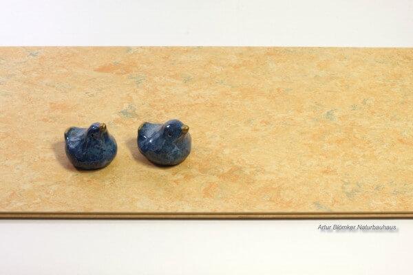 Apricot · KWG Picolino · 10 mm Linoleum Klick-Fertigboden Abholangebot