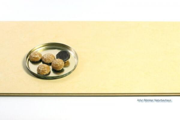 Vanille · KWG Picolino · 10 mm Linoleum Klick-Fertigboden