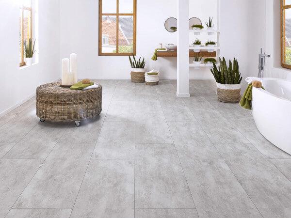 Cement light 0.30 Antigua Stone KWG Vinylboden 10,8 mm