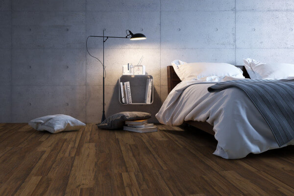 Dark English Oak Authentica Vinylboden · Wicanders