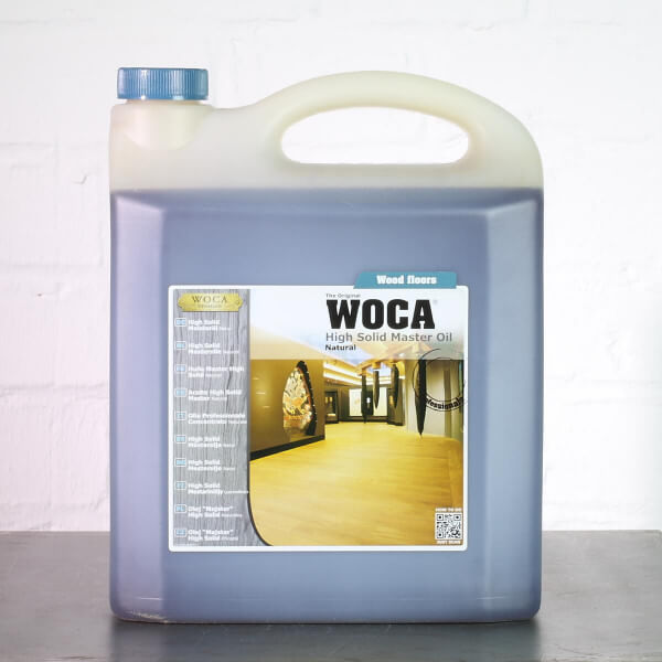 WOCA High Solid Meisteröl natur 5,0 Liter