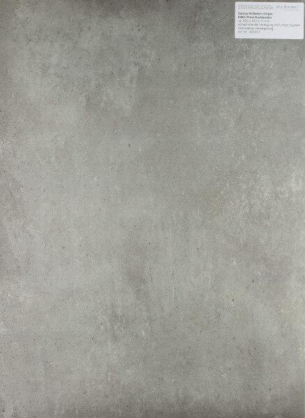 Samoa Artbeton grigio KWG Print-Korkboden