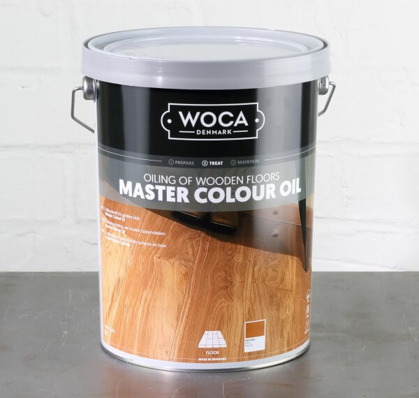 WOCA Meister Bodenöl natur 5 Liter (Master Colour Oil natural)