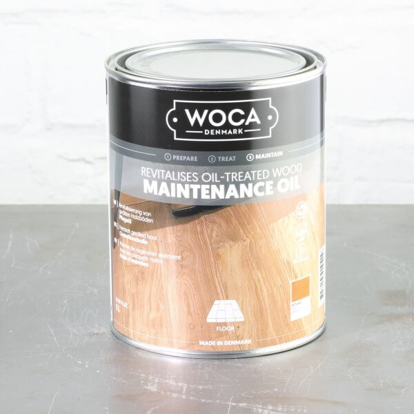 WOCA Pflegeöl natur 1,0 Liter
