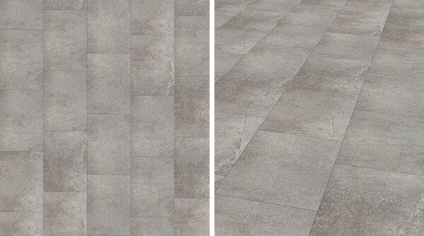 Dolomit grey 0.30 Antigua Stone KWG Vinylboden 9,8 mm