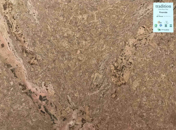 Granorte Tradition Piramide Klebekork 4 mm