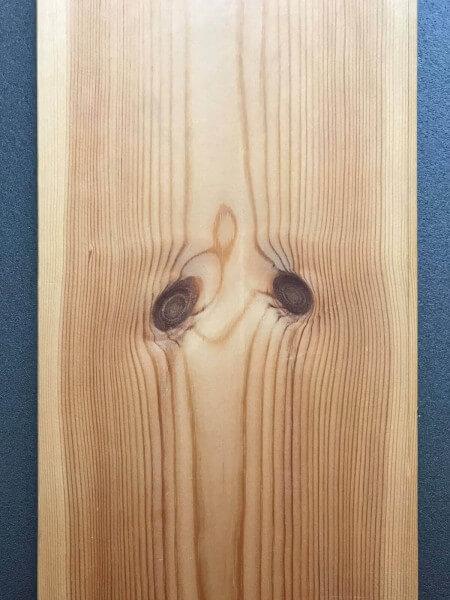 Kiefer Massivholzdiele 27 mm - 4,50 m lang
