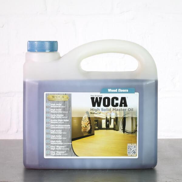 WOCA High Solid Meisteröl natur 2,5 Liter