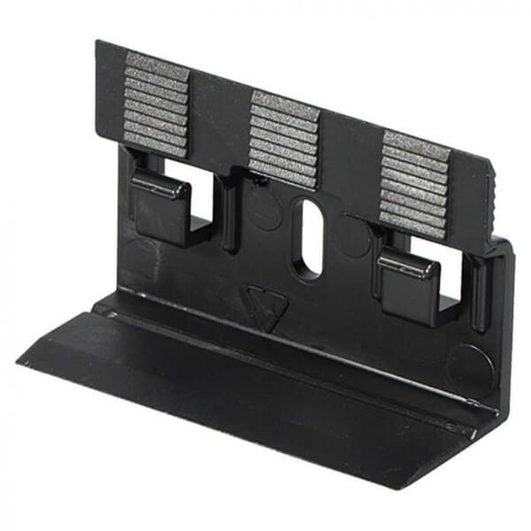 30 Kunststoff-Clips BGL30 für div. KWG Fußleisten