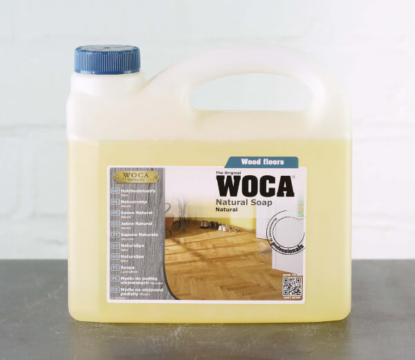 WOCA Holzbodenseife natur 2,5 Liter