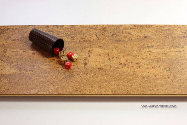 HotCoating Malaga natur KWG Korkboden 10,5 mm