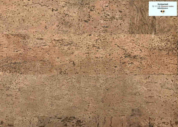 Granorte Tradition Element Rustic Klebekork 4 mm