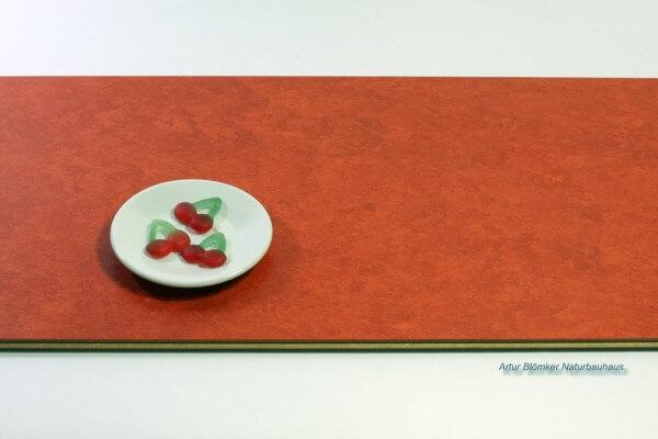 Cherry · KWG Picolino · 10 mm Linoleum Klick-Fertigboden