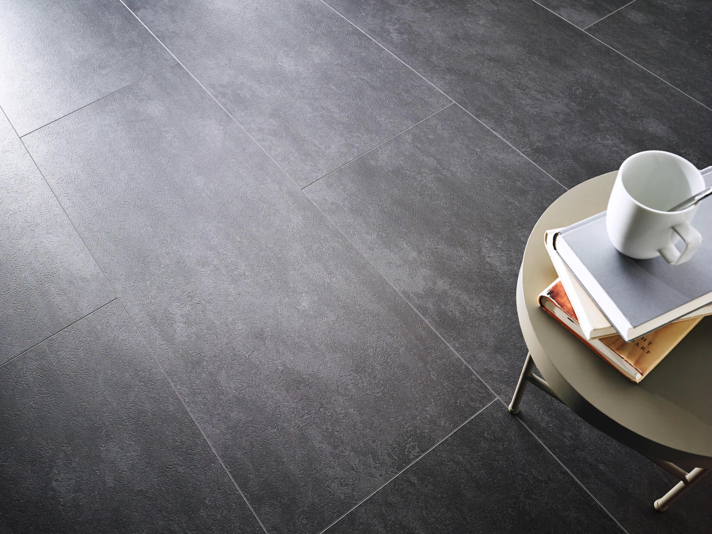 kwg antigua stone vinylboden. Black Bedroom Furniture Sets. Home Design Ideas