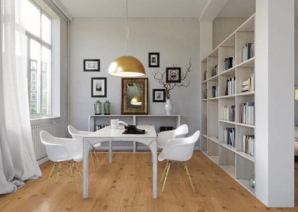 Boston Landhausdiele XL Eiche Authentic geölt - Thede und Witte