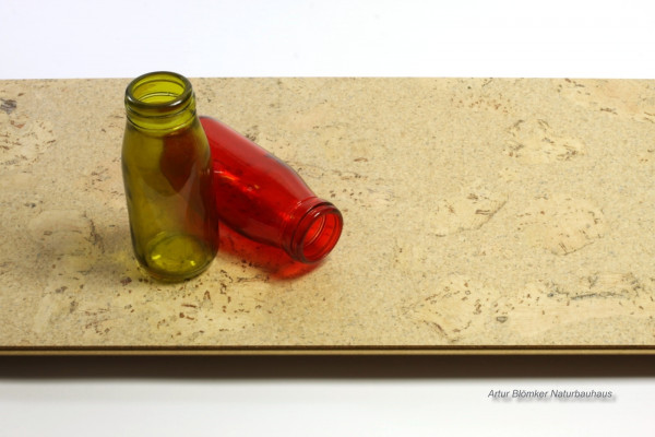 Kork-Trend Marmor creme Granorte Korkboden 10 mm