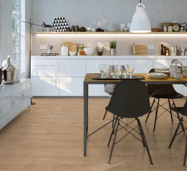 Linen Oak · 1220 x 185 x 10,5 mm · 0.30 Wicanders Wood Go