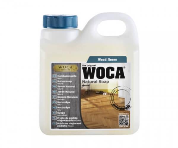 WOCA Holzbodenseife natur 1,0 Liter
