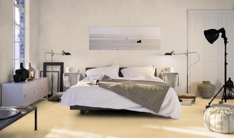 1 68 m 39 51 m ziro lino klick vanilla linoleumboden. Black Bedroom Furniture Sets. Home Design Ideas
